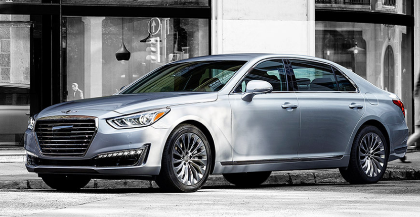 All About the Shiny New 2020 Genesis G90