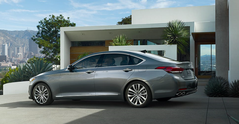The 2019 Genesis G80 Pricing and Specs