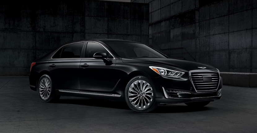 The Genesis G90: More Car for Your Money
