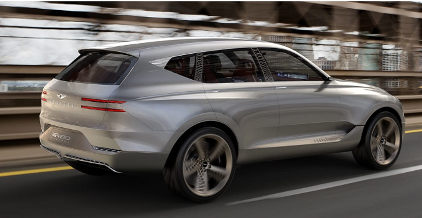 Genesis SUV's are Coming Soon