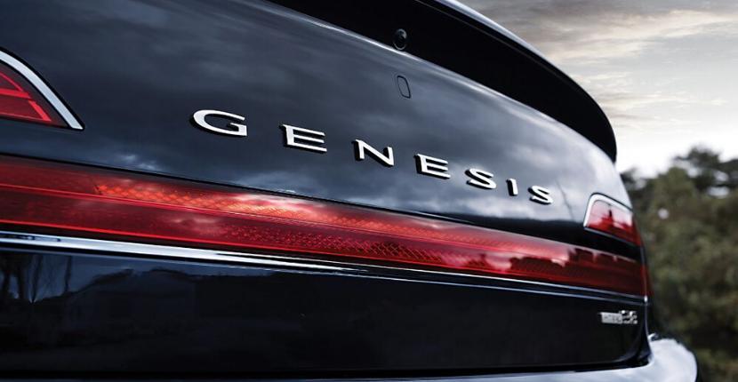 2020 Genesis G90 logo