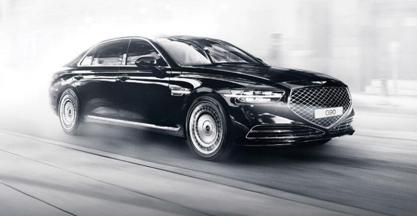 2020 Genesis G90: An Affordable Luxury Car